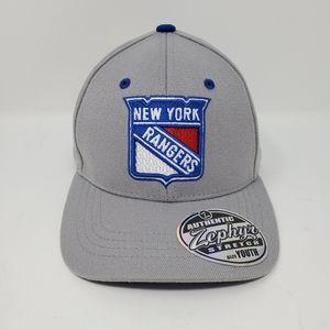 NHL New York Rangers Zephyr Ball Cap (Youth)